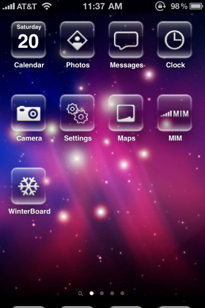 Beautiful Iphone Wallpapers on Vivid Theme Review Iphone Developers