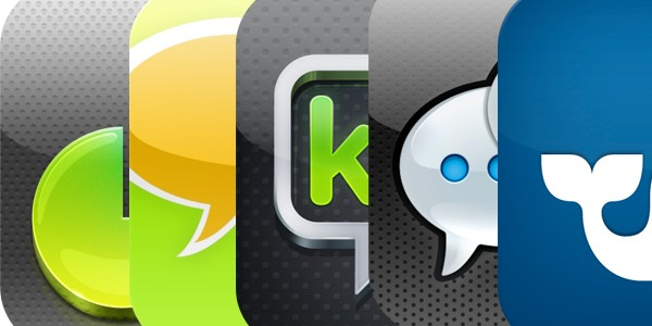 free chat apps for iphone